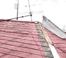 屋根鈑金工事
