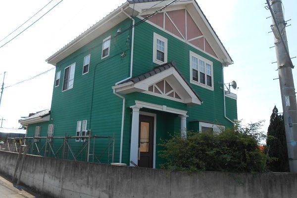 群馬県高崎市 外壁塗装・付帯部塗装 (5)