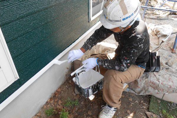 群馬県高崎市 外壁塗装・付帯部塗装 (6)