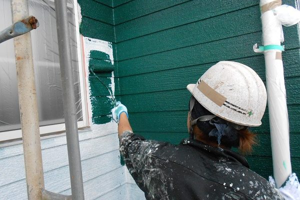 群馬県高崎市 外壁塗装・付帯部塗装 (2)