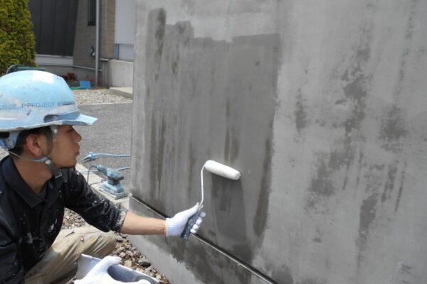 コンクリート塗装